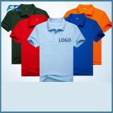 2018 faible MOQ Polo Tshirt personnalisé pour la promotion