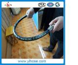Industrieller umsponnener Gummihochdruckschlauch