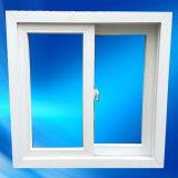 El PVC 88mm archivo Sereis ventana deslizante con mosquitero/UPVC ventana deslizante