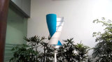 400W小さい縦の軸線の風のTubineの縦の軸線の風力の発電機