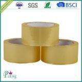 cinta de poco ruido del embalaje del polipropileno de 50m m de los x 66m