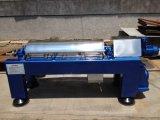 高容量オイル水のための水平ねじ排出のデカンターの遠心分離機