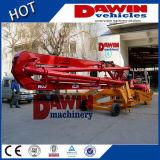 Especialista de colocação concreto hidráulico móvel da fabricação do crescimento do reboque