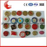Tipo prefabbricato distintivo su ordinazione della tauromachia di Pin della caratteristica ecologica