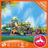Parque infantil exterior para crianças atractivos equipamentos para Park