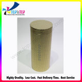 Hoogste Rang om Verpakkende Buis van de Cilinder van het Vakje van het Document OEM met Ingestemde