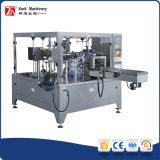 Doy Sac rotatif automatique Machine d'emballage (Stand-Up&pochette zip)