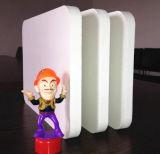 백색 색깔 경량 방수 PVC 플라스틱 자유로운 거품 널