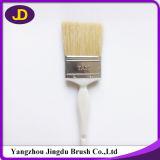 Conjunto de cepillo puro de pintura de la cerda con la maneta de madera