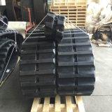 600*125*62 Construção/Agricultura Hanix rasto de borracha para Rt 800