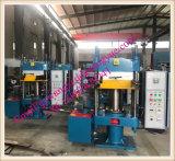 50ton Xlb-400X400X2 hydraulische Vulkanisator-Platten-vulkanisierenpresse