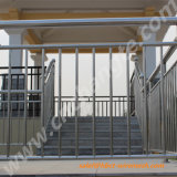 Heißer eingetauchter galvanisierter Eisen-Draht-Kettenlink-Zaun