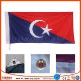 Bandiera nazionale rapida poco costosa di consegna di buona qualità