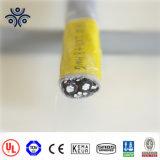 Leiter-Kabel Ser Kabel der Aluminiumlegierung-600V mit querverbundener Isolierung Belüftung-Umhüllung des Polyäthylen-(XLPE)