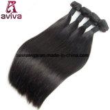 膚触りがよくまっすぐな波のペルーの自然なバージンの毛の拡張