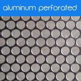 De aluminium Geperforeerde Plaat van het Metaal