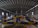 Giochi gonfiabili di sport della tela incatramata esterna del PVC, pista (SP-020)