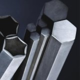 304 Hexagon Staaf van het roestvrij staal met koud-Trekt voor AutoToebehoren