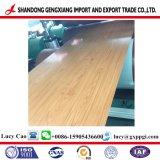 PPGI ha preverniciato l'acciaio galvanizzato con il grado di legno del reticolo CGCC