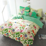 3 Picec Koningin King Cotton Duvet Cover