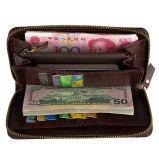 Neueste eindeutige Entwurfs-gute Qualitätsmischungs-Leder-Kreditkarte-Mappen-Dame Wallet