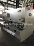 QC11y Scherende Machine van de Guillotine van het Metaal van het Blad de Hydraulische