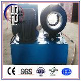 중국 Famous Supplier Henghua Pipeline Company에서 PLC 호스 주름을 잡는 기계
