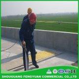 يرشّ صاف [بولورا] مادّة أيلاستومر مسيكة حماية طلية لأنّ سقف إصلاح