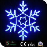 Wasserdichtes im Freien Motiv-Schneeflocke-Licht der Dekoration-LED