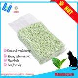 Racimos de tofu rápido de la arena de gato con el control de olores