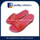 Crystal Jelly Sandal PVC Women Shoes Aperçu de l'impression
