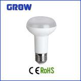 플라스틱 + Al+PC 덮개 E14/E27 유약 LED 전구 (R39 2861)