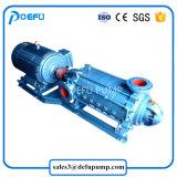 Mineração Wearproof de alta qualidade Bomba Multiestágio Centrífugo com motor eléctrico