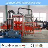 Máquina hueco concreta hidráulica automática llena del bloque