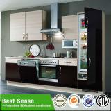 O melhor gabinete de cozinha do MDF da fábrica do sentido