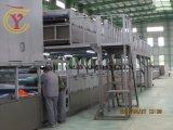 Alta calidad de la hoja de GRP FRP / máquina de hacer la hoja de capa de gel