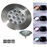 IP68 raggruppamento subacqueo degli indicatori luminosi dell'acciaio inossidabile LED