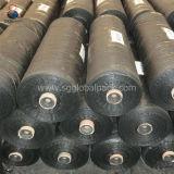 Haltbares schwarzes pp. gesponnenes Gewebe des Geotextile-5oz auf Verkauf