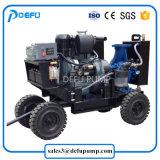 El extremo del motor Diesel mueble centrífugo de succión bombas de agua