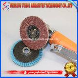 Usine directement à la vente Professional Disc de volet de l'alumine de zircone abrasifs