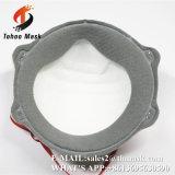 Máscara de polvo disponible barata de la cara del gas de la Anti-Calina N95 de la alta calidad con algodón de filtración