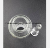 De Pijp van het glas van Wijfje 14.5mm, de Montage van de Spijker van de Pijp van de Waterpijp van 18.8mm