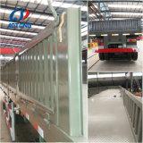 Schlussteile des Qualität kundenspezifischen Flachbettschlußteil-3axle/der seitlichen Wand halb