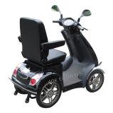 Scooter de mobilidade elétrica desabilitada de quatro rodas motorizada de 500W (ES-028)