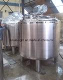 Réacteur de mélange chimique en acier inoxydable Jacketed