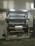 Film plastique faisant la machine avec l'impression de gravure de 8 couleurs