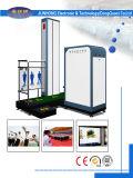 Système de criblage de rayon X de lecture de corps d'inspection de garantie plein