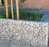 使用されるGabionのバスケットボックスように補強する壁