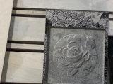 Ranurador de piedra/de mármol del CNC para la baldosa cerámica