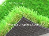 erba artificiale di svago del giardino di paesaggio di 40mm (SUNQ-AL00104)